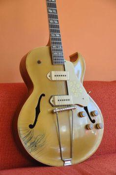 1955 Gibson ES-295 #vintageandrare