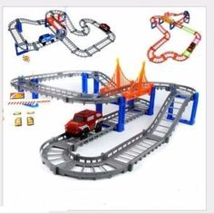 Best Prices Multi-Track Electric Rail Car Boy Toy Car Track Car TrainChildren's ToysOrder in good conditions Multi-Track Electric Rail Car Boy Toy Car Track Car TrainChildren's Toys Before OE702TBAAAW5FPANMY-23068761 Toys & Games Remote Control & Play Vehicles Play Trains & Railway Sets OEM Multi-Track Electric Rail Car Boy Toy Car Track Car TrainChildren's Toys