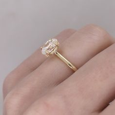 Oval Solitaire Engagement Ring, Yellow Diamond Engagement Ring, Modern Engagement Rings, Designer Engagement Rings, Engagement Ring Settings, Oval Wedding Rings, Thing 1, Austin Tx, Wedding Stuff