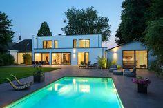 House in Meerbusch by Holle Architekten