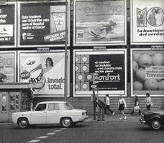 Barcelona 70s  Photo:F. Català Roca