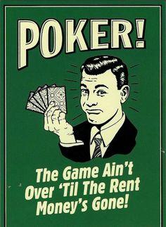 Very funny poker holdem
