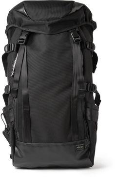 Porter Yoshida Kaban Heat Canvas Backpack on shopstyle.com