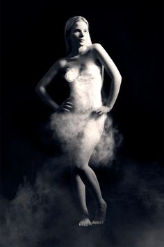 """One of the arts from the """"Dressed in Smoke"""" Project. @Cheryl Clark Andrea 2013 All Rights Reserved"""