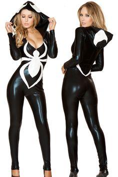 Spider Babe Costume