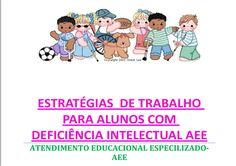 Modelo de planejamento  com estratégias pedagógicas para a Deficiência intelectual