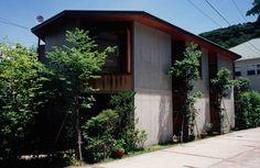 Housa in Sakurayama 2004|桜山の家 堀部安嗣
