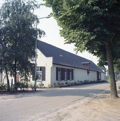 Asten,  Museum Asten, Ostaderstraat 23. Jos Pé (fotograaf) 1975