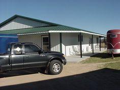 Simple Yet Beautiful Oklahoma Farmhouse (HQ Pictures) Metal Building Homes, Metal Homes, Building A House, Metal Siding, Metal Buildings, Humble Abode, Hgtv, Oklahoma, Farmhouse