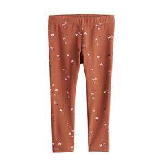Toddler Girl Jumping Beans® Core Knit Leggings | Kohls Baby Girl Pants, Knit Leggings, Jumping Beans, Toddler Girl, Pajama Pants, Knitting, Fabric, Gender Female, 18 Months