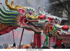 chinese new year dragon head - Google Search