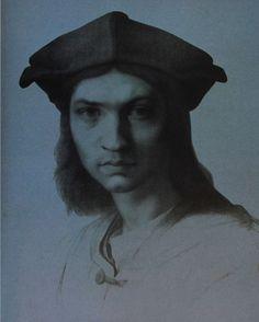 Andrea del Sarto Self Portrait.