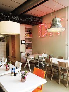 Staycation, Restaurant Bar, Corner Desk, Restaurants, Hotels, Places, Pictures, Travel, Furniture