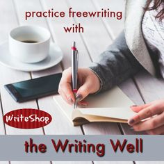 Freewriting exercise: The Writing Well