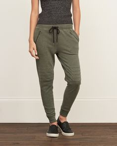 Abercrombie A&F Slouchy Joggers Found on my new favorite app Dote Shopping #DoteApp #Shopping