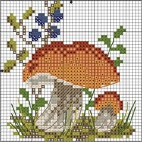 Needlepoint Patterns, Embroidery Patterns, Cross Stitch Designs, Cross Stitch Patterns, Cross Stitching, Cross Stitch Embroidery, Broderie Simple, Cross Stitch Fruit, Pixel Design