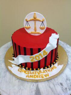 Lawyer Cake Bolo Advogado Pinteres