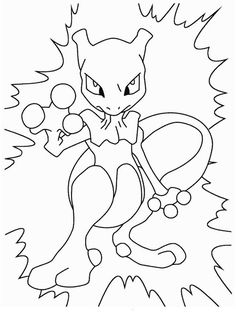Monsters Coloring Pages Printable Devans monster bday
