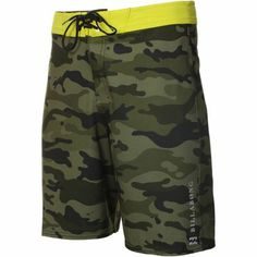 Billabong Habits Print 4-Way Stretch Boardshort - Camo