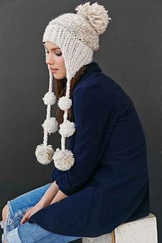 Christys' Hats Pom Trapper Hat - Urban Outfitters