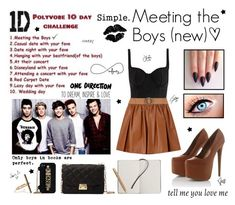 """Meeting the Boys(1D new) <3"" by yandrakeffer ❤ liked on Polyvore featuring Cartier, Ileana Makri, Lauren Ralph Lauren, Alexander McQueen, Lanvin, Forever 21, Moleskine, Graphic Image and CO"