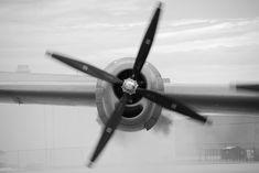 B29 bomber Propeller