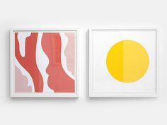 Bacon and Eggs prints by Erin Jang