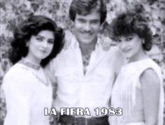 """"""" LA FIERA """", CON VICTORIA RUFFO, GUILLERMO CAPETILLO Y ROCIO BANQUELLS, EN 1983-84"""