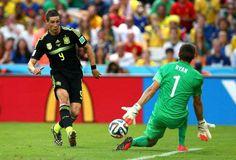 Torres goal vs Aussie