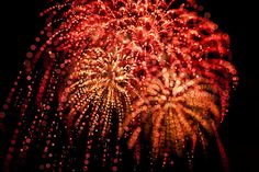 red 'wildfire whiz-bang' fireworks.