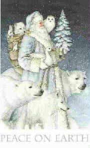 Season's Greetings: Yule, Winter Solstice, Christmas, Festivus, Saturnalia, Krampus  May the sun's return bring peace & bounty for all.
