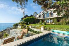 "Architect Garrett Van Pelt's ""masterpiece in the early California style"" #lagunabeach"