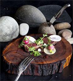 eating - Vue De Monde, Melbourne