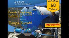 Supplier Biofilter IPAL | BIOTECH SEPTIC TANK di JABODETABEK | 0853-5252...