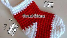 DIY Botita o calcetín navideño