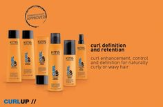 Curl enhancement, control and definition for naturally curly hair.