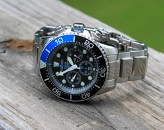 Seiko SSC017P1 Solar Powered Chronograph Watch Review