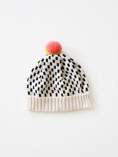 Annie Larson knit hat