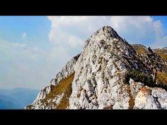 Piatra Craiului - Creasta sudică (prin Poiana Închisă) - YouTube Catania, Montana, Mount Rushmore, Places, Nature, Trips, Travel, Youtube, Naturaleza