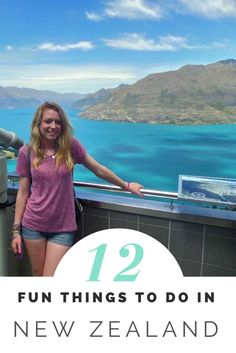 12 fun things to do in New Zealand