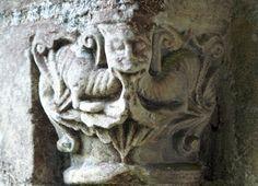 Barfreston Romanesque Architecture, Church Architecture, Round Arch, Kent England, John The Baptist, English Style, St Thomas, Green Man, Pilgrim