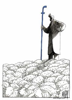 """""""L'arte per essere tale non deve essere consolatoria"""" e le graffianti vignette umoristiche di Angel Boligan lasciano decisamente l'amaro in bocca."""