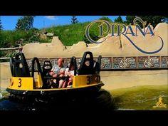 Sfeervideo Piraña @Efteling - YouTube