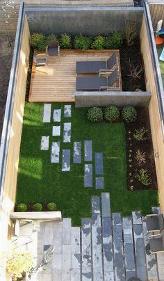 Affordable Small Backyard Landscaping Ideas 55 #LandscapingIdeas