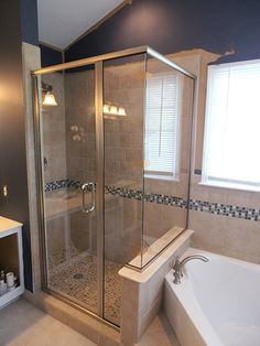 Framed & Semi-Frameless Shower Enclosures -- Curated by: R & D Glass Ltd. | 100, 854 McCurdy Rd. Kelowna, BC, V1X 2P7 | 250-862-1323