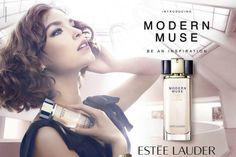 Arizona Muse - Estee Lauder Modern Muse Fragrance 2013 (F/W 13)