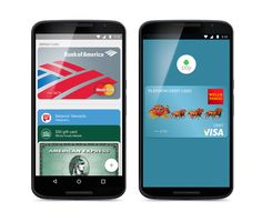 I've pinned about Google Wallet before and how much I like it. Soon, Android Pay will be replacing the old Google Wallet app. This is the next generation of tap and pay on Android. It works anywhere Apple Pay works as well.