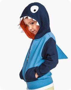 Shark Hoodie – Poppatosh