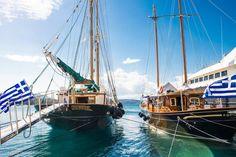 Poros Island, Greece, Yacht Show - 2015 - Photo © Maria Theofanopoulou