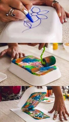 Elementary art lessons include art, craft and science projects with fun. And there are ways to get your kids into learning art lessons if you assist them. Diy For Kids, Crafts For Kids, Drawing Lessons For Kids, Learn Art, Art Lessons Elementary, Art Programs, Baby Crafts, Art Activities, Teaching Art